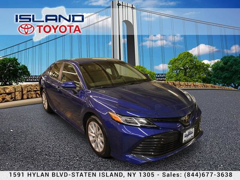 Pre-Owned 2018 Toyota Camry LE Auto LIFETIME WARRANTY CERTIFIED