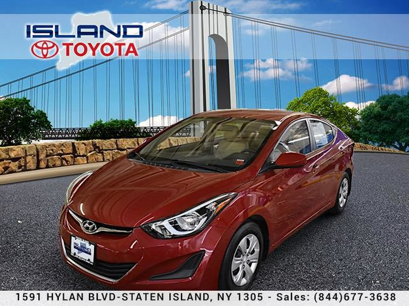 Pre-Owned 2016 Hyundai Elantra 4dr Sdn Auto SE LIFETIME WARRANTY