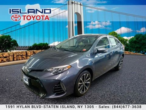 Pre-Owned 2017 Toyota Corolla SE AUTO LIFETIME WARRANTY CERTIFIED Sedan Front Wheel Drive