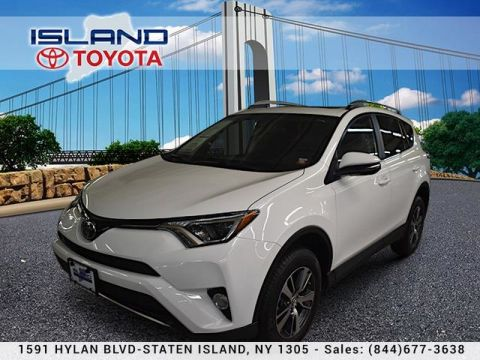 Pre-Owned 2018 Toyota RAV4 XLE AWD LIFETIME WARRANTY All Wheel Drive SUV