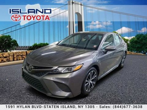 Pre-Owned 2019 Toyota Camry SE Sedan Front Wheel Drive