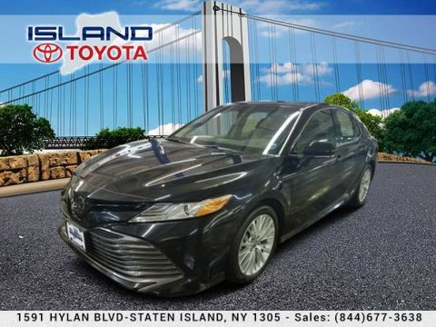 Certified Pre-Owned 2018 Toyota Camry XLE Auto (Natl) LIKE NEW Sedan Front Wheel Drive