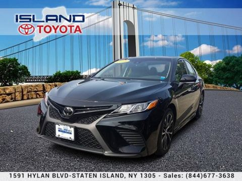 Pre-Owned 2018 Toyota Camry SE Auto (Natl) Sedan Front Wheel Drive