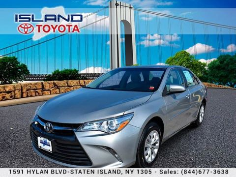 Pre-Owned 2016 Toyota Camry 4dr Sdn I4 Auto LE LIFETIME WARRANTY Front Wheel Drive Sedan