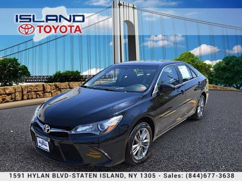 Pre-Owned 2017 Toyota Camry LE Auto LIFETIME WARRANTY WE BUY CARS! Front Wheel Drive Sedan