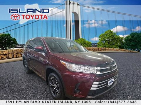 Certified Pre-Owned 2018 Toyota Highlander LE V6 AWDCERTIFIED NO ADDED DEALER FEES Sport Utility All Wheel Drive