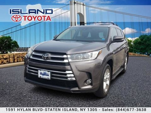 Certified Pre-Owned 2018 Toyota Highlander Limited LOADED Sport Utility All Wheel Drive