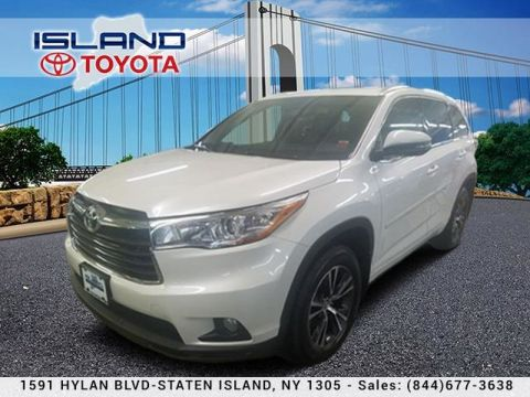 Certified Pre-Owned 2016 Toyota Highlander AWD 4dr V6 XLE CERTIFIED 718 979 9595 SUV All Wheel Drive