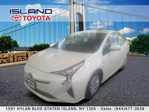 Certified Pre-Owned 2016 Toyota Prius 5dr HB Two TOYOTA CERTIFIED 718 979 9595 Hatchback Front Wheel Drive