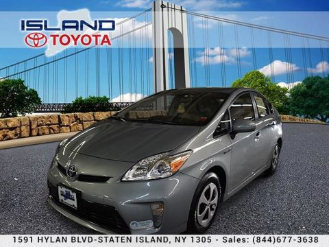 Pre-Owned 2015 Toyota Prius 5dr HB Four Front Wheel Drive Hatchback