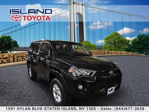 Certified Pre-Owned 2016 Toyota 4Runner 4WD 4dr V6 SR5 $28388 718 979 9595 CERTIFIED SUV Four Wheel Drive