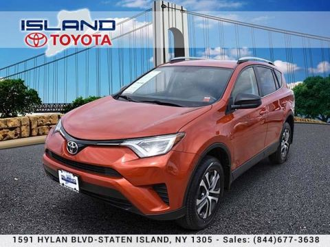 Pre-Owned 2016 Toyota RAV4 AWD 4dr LE LIFETIME WARRANTY All Wheel Drive SUV