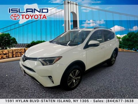 Certified Pre-Owned 2018 Toyota RAV4 XLE AWD (Natl) SUV All Wheel Drive